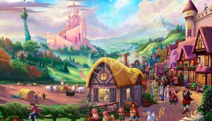 Storybook Land Slide